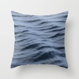 Ocean Shivers 1 Throw Pillow