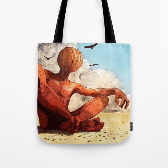 Desert 2016 Tote Bag