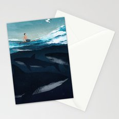Distraction Stationery Cards