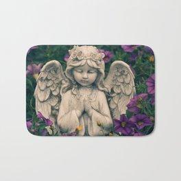 Summer Angel Bath Mat