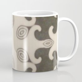 Mocca Naive Mandala Coffee Mug