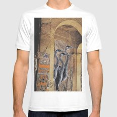 Collage No.56 Mens Fitted Tee White MEDIUM