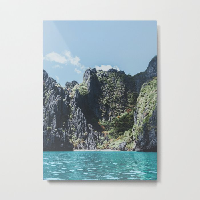 Filipino Island Metal Print