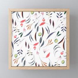 Watercolor Framed Mini Art Print