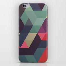 TRI II iPhone & iPod Skin