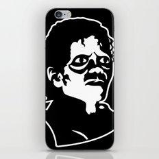 Michael Jackson's Thriller for Halloween iPhone & iPod Skin