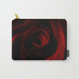 Eternal love red rose Carry-All Pouch