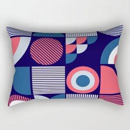 Mod Geo Rectangular Pillow