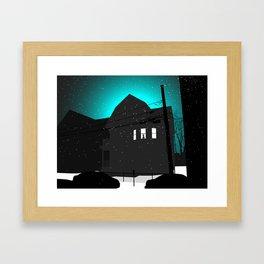 Somerville  Framed Art Print