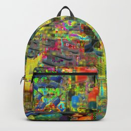 Bills and Pills Redux Backpack