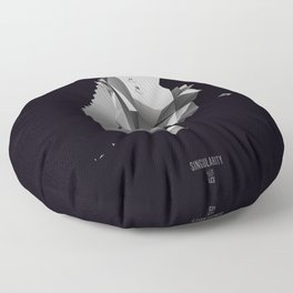 singularity Floor Pillow