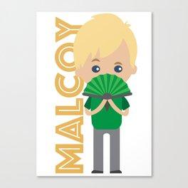 Malcoy 2 Canvas Print