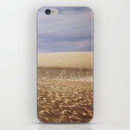 Dramatic Sand Dunes iPhone Skin