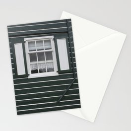 Quaint old house of Marken, Holland Stationery Cards