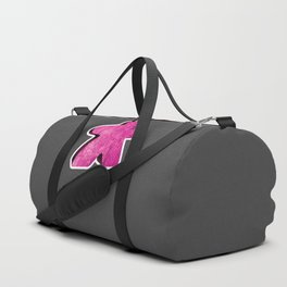 Giant Pink Meeple Duffle Bag