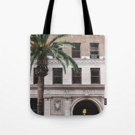 Taft Building Tote Bag
