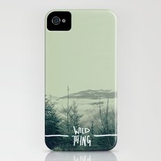 Wild Thing: Skagit Valley, Washington Slim Case iPhone (4, 4s)