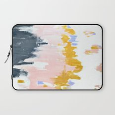 Multicolor spring abstract Laptop Sleeve