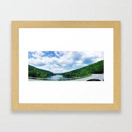 Catskills Framed Art Print