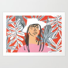 Man Repeller x Amber Vittoria Art Print