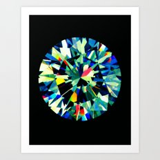Everything is Perspective Art Print