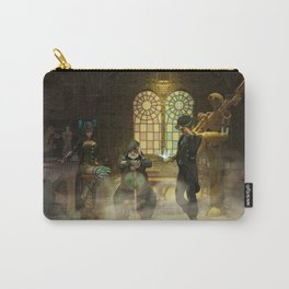 Steampunk Syndicate Carry-All Pouch