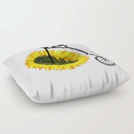 cycle Floor Pillow