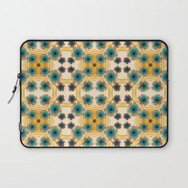 Banksia Floral Pattern Laptop Sleeve