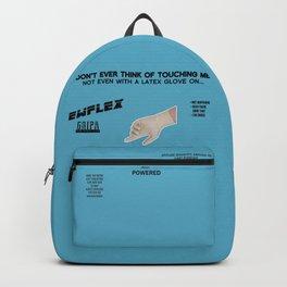Latex! Backpack