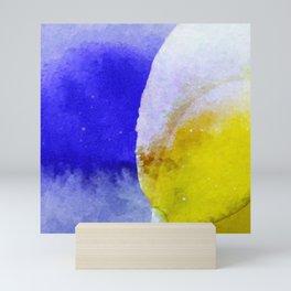 Moon lights Mini Art Print
