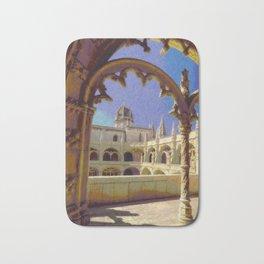 Mosteiro dos Jeronimos, Belem Bath Mat