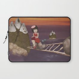 Mountains of the South West Laptop Sleeve
