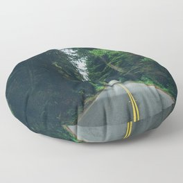 Redwoods Floor Pillow