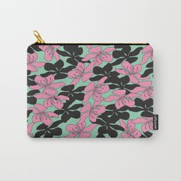 Petite Floral Collection Carry-All Pouch