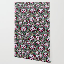 Cute Skulls IT Wallpaper