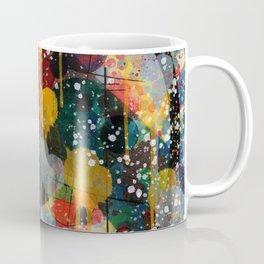 Kandinsky Action Painting Street Art Colorful Coffee Mug