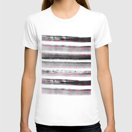 abstract watercolor dots T-shirt