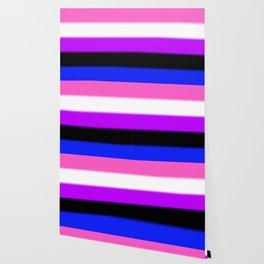 Genderfluid Pride Flag Wallpaper
