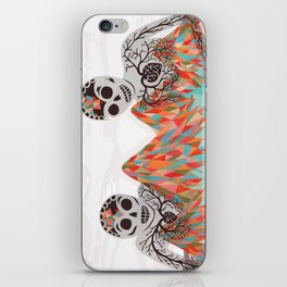 Spectres iPhone Skin