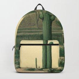 Cactus Landscape Backpack