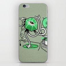 Mr. Gemstone iPhone & iPod Skin