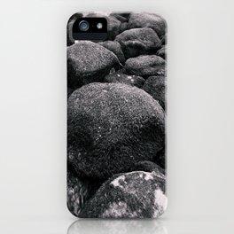 boulder-dash iPhone Case