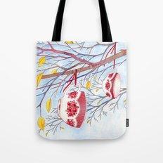 November Tote Bag