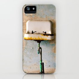 Rusted Sink iPhone Case
