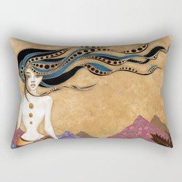 Hekate's Return Rectangular Pillow