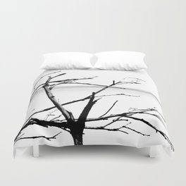Lonely Branches Duvet Cover