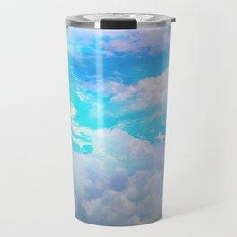 sea clouds Travel Mug