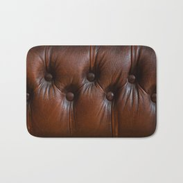 Chesterfield Leather 2  Bath Mat
