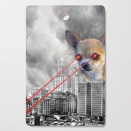 Chihuahuazilla Cutting Board
