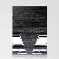 vertigo Stationery Cards featuring Vertigo by kirstenariel